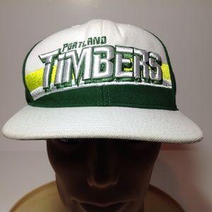 Portland Timbers Adidas Snapback Hat Awesome